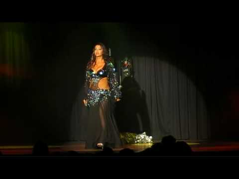 Tanyeli Belly Dancer Sydney Australia 2009 klip izle