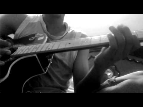 Madari Coke Studio - Intro On Guitar video