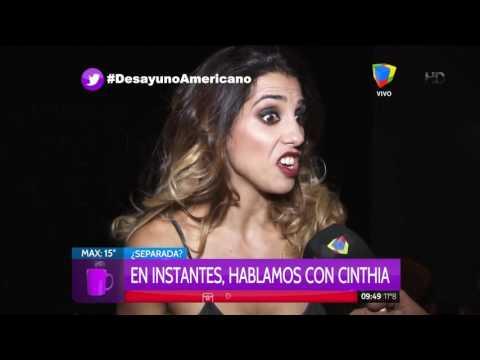 El exabrupto de Cinthia Fernández al referirse a Rocío Marengo