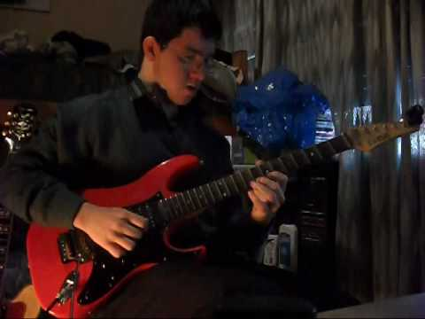 Shred This III Brett Garsed&Dimarzio Entry- Alejandro Fenili .wmv