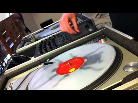 DJ MC dubstep turntablism mix live deadmau5 Caspa Ludacris 2011