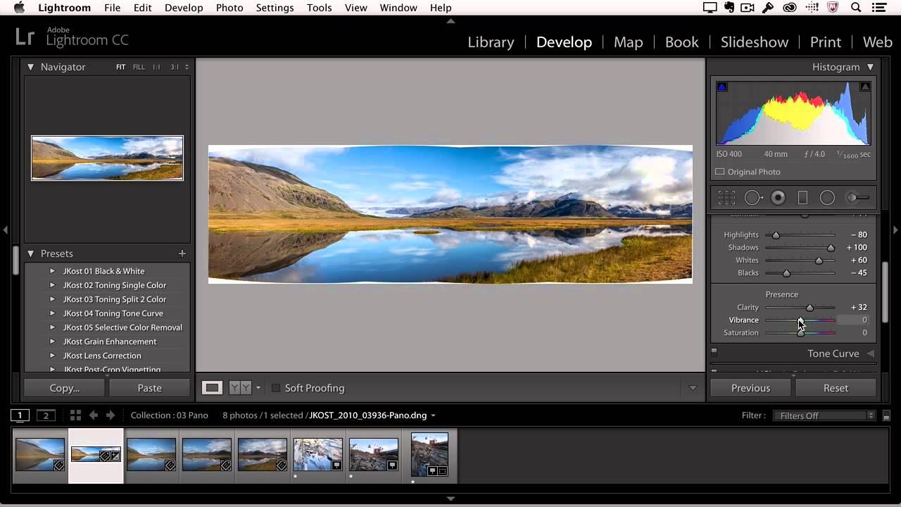 High Dynamic Range Imaging within Lightroom CC YouTube