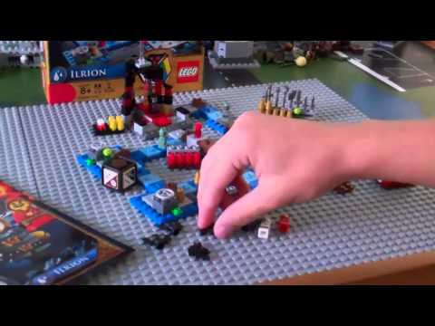 Lego Heroica Ilrion review