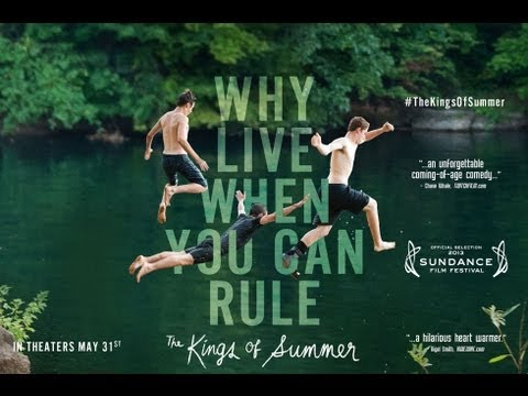 Comedy - The Kings Of Summer - Trailer | Nick Robinson, Gabriel Basso, Moises Arias video