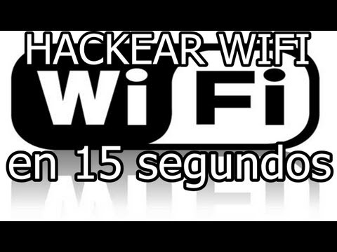 HACKEAR RED WIFI EN 15 SEGUNDOS (MEGARED DE 4 DIGITOS)