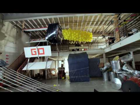 OK Go - This Too Shall Pass - Rube Goldberg Machine - Official Video