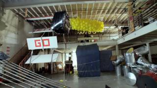 Video de OK Go: This Too Shall Pass – Rube Goldberg Machine