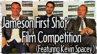 Jameson First Shot Film Competition Feat. Kevin Spacey - A Friday 101 Special Feature!