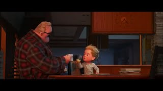 Disney•Pixar Incredibles 2 - Featurette Presented by the Chrysler Pacifica