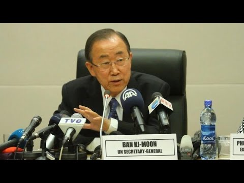 UN chief backs regional African force to fight Boko Haram