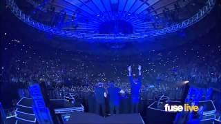 Swedish House Mafia LIVE from Madison Square Garden