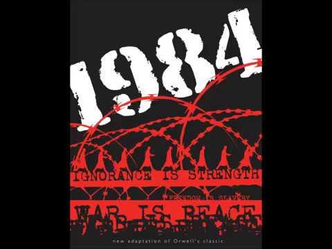 1984 (Ninty eighty-four) George Orwell Audio book mp3 book