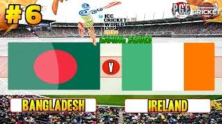 ICC Cricket World Cup 2015 (Gaming Series) - Pool B Match 6 Bangladesh v Ireland