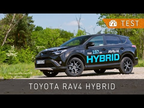 2016 Toyota RAV4 2.5 Hybrid Prestige - test [PL] [review ENG sub]   Project Automotive