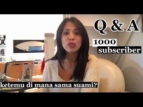 VlOG 19 || Q & A GIMANA KETEMU SUAMI || ASAL || DAPET HADIAH  GOSOKAN