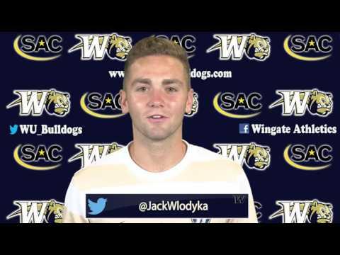 2016 Wingate Men's Soccer - Meet the Bulldogs Video Roster