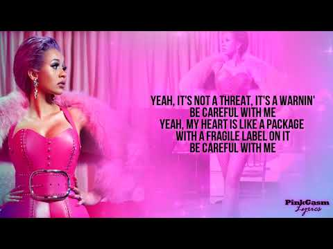Cardi B - Be Careful (Lyric Video) HD