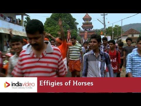 Effigies of Horses