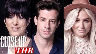 Songwriters Roundtable Mark Ronson Kesha Jack Antonoff Diane Warren Boots Riley Close Up
