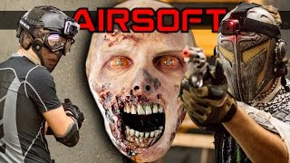 Airsoft Zombie Infection Game