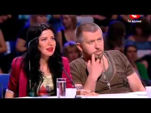 Ukrainian X-Factor- i will always love you
