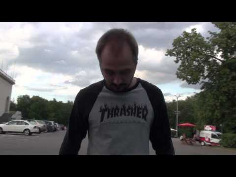 Как щелкать на скейтборде