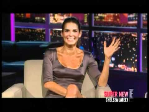 Angie Harmon on Chelsea Lately