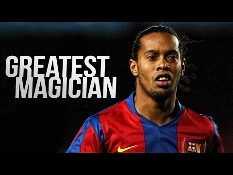 Ronaldinho Gaúcho ● Greatest Magician ● Skills & Goals Hd video