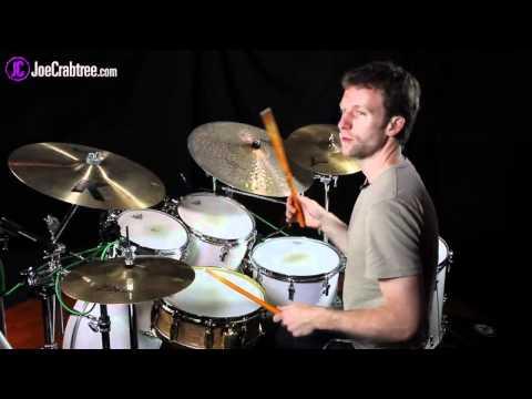 10 Great Soul Fills   Drum Lesson by @joecrabtree   joecrabtree.com