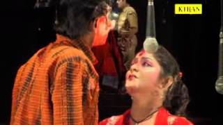 Latest Bangla Jatra Pala   Debir Chokhe Jolche Agun Vol II   Bangla Natok 2015   Kiran