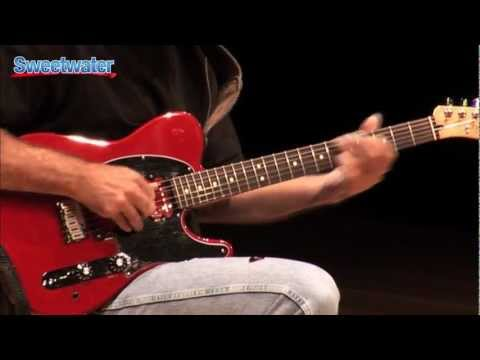 Zoom g5 guitar multi fx processor demo sweetwater sound