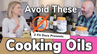 Avoid These Cooking Oils on a Low Carb or Keto Diet