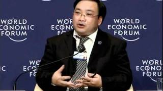 Mr. Hoang Trung Hai at Dalian 2009 - Redesigning Asia's Growth Model