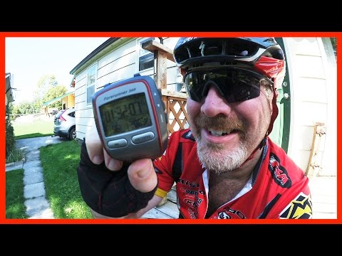 Ken's Vlog #162 - 40km/25 Miles Bike Ride =2003...