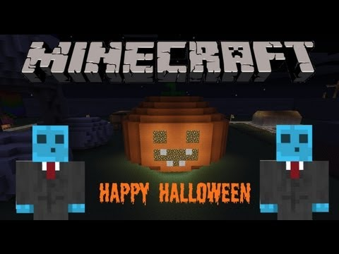 MINECRAFT MODS - Calabazas everywhere !