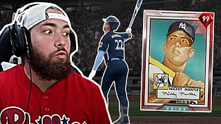 SPLASH HOMERUN TO THE WATER! MLB The Show 20 Diamond Dynasty!
