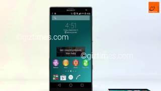 Sony Xperia® Z4... 64 Bits, pantalla 2K y renovado diseño