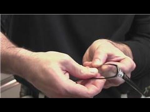 Eye Wear Maintenance  : How to Replace Lenses in Glasses