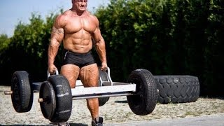 Strongman Motivation -You Cant Hide