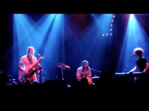 Menomena - Five Little Rooms - Crystal Ballroom - Portland, OR 2012-11-02