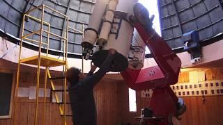 Luna Rossa 2018 - Osservatorio Astronomico Monte Armidda (Lanusei)