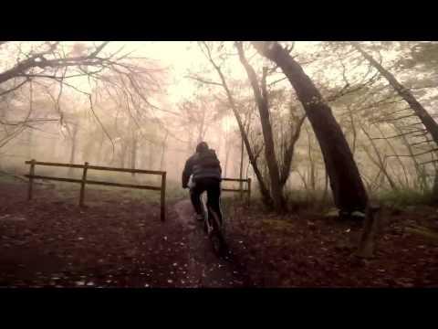 Queen Elizabeth country park blue run