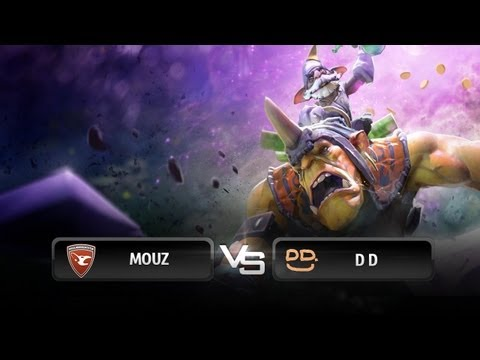 Black Ultrakill vs DD  TI3 Qualifer Grand Final