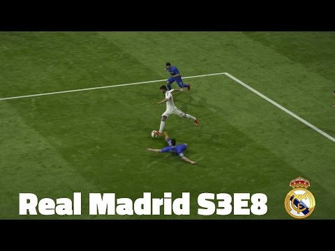 FIFA 15 Real Madrid Career Mode - Neymar Returns - S3E8