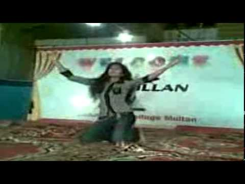 Girl Dancing In Leadership College Multan