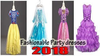 Fashionable Party dresses for kid 2018 | Party Wear Dresses For Kids