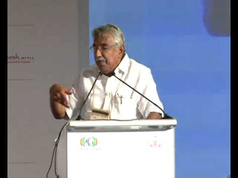 Pravasi Bharathiya Divas- Investment Opportunities in States -Kerala CM Shri.Oommen Chandy