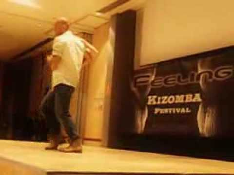 Albir & Sara Show In Feeling Kizomba Festival, Madrid 2012 (spain) video