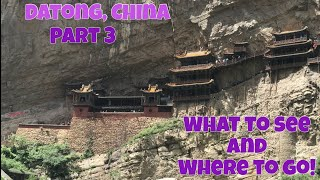 Beijing/Datong, China Trip Part 3