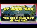 We Visit the St Louis Zoo- the Best Free Zoo in the US? - Confessions of a Theme Park Worker